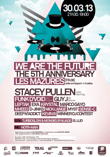 We Are The Future 2013