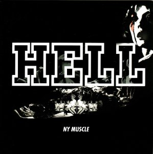 DJ Hell - NY Muscle - International Deejay Gigolo Records