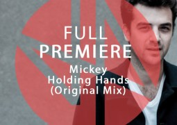 Mickey - Holding Hands