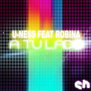U-Ness feat. Robina - A Tu Lado - SoulHeat Records
