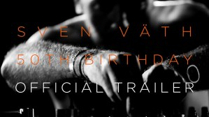 Trailer - Sven Väth 50th Birthday Party