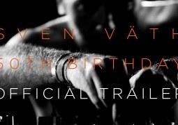 Trailer – Sven Väth 50th Birthday Party