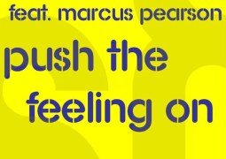 U-Ness & Jedset - Push The Feeling On [feat. Marcus Pearson] - Soulheat Records