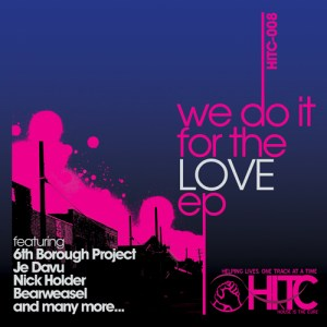 Various Artists - We Do It For The Love - House Is The Cure