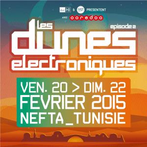 Teaser - Les Dunes Electroniques 2015