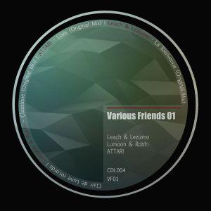 Lumoon & Rob!n - Classique - Clair de Lune Records