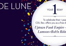 Uptown Funk Empire – Boogie (Lumoon & Rob!n Réédition)