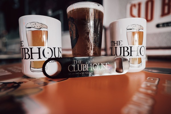 The Clubhouse Camarillo Sports Bar and Grill coffee mug