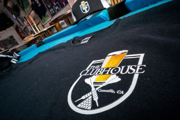 The Clubhouse Camarillo Sports Bar and Grill T-Shirt