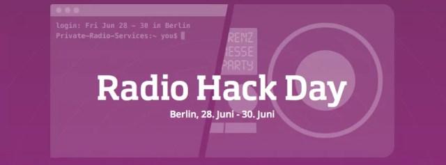 radio hack day