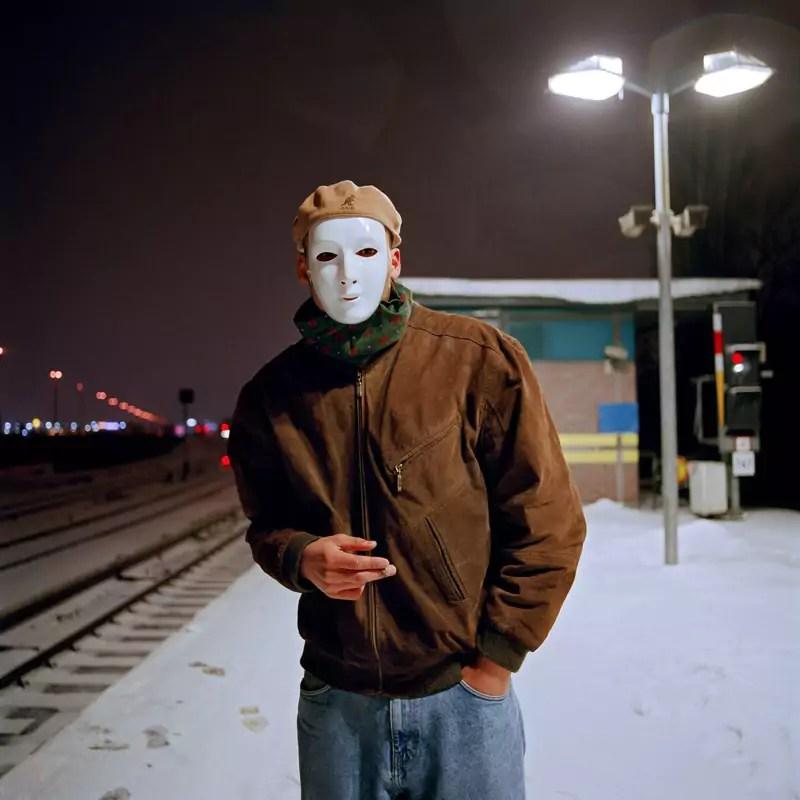 burning down the house, 2007-2012, photobook, Berlin, Graffiti-Writer, Portrait, Landscape, Polaroid, edited Polaroids,