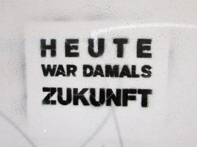 Graffiti Volksbühne 2016