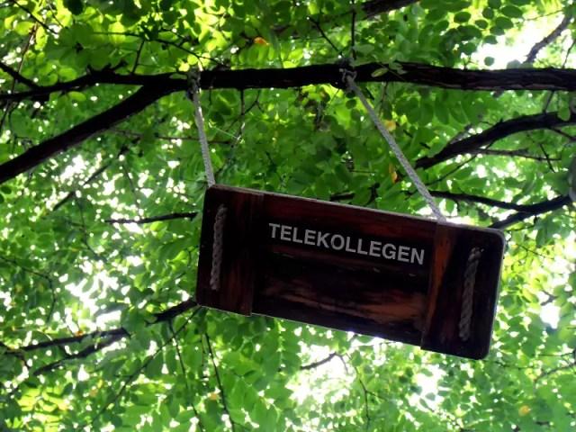 Telekollegen Überreste Magdalena Josef Yaam Gelände