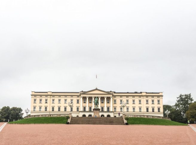 48 Hours in Oslo Royal Palace in Oslo Norway