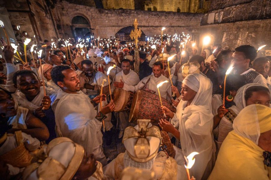 Jerusalem Easter Traditions
