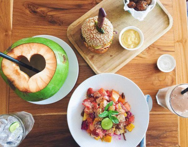 Healthy Restaurants in Bali