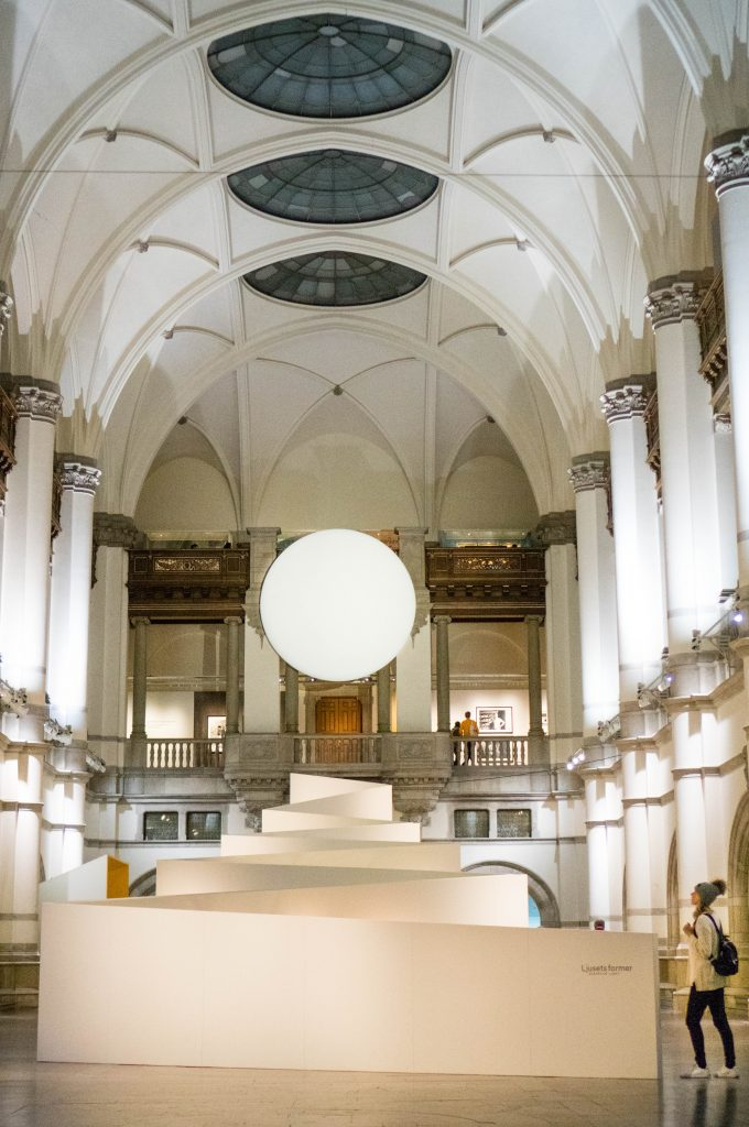 Things You Have To Do in Stockholm; Nordiska Museet