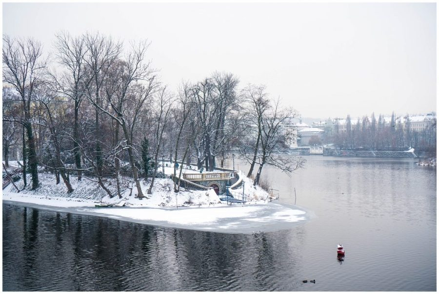 Photos That Will Make You Want to Visit Prague; Danube river
