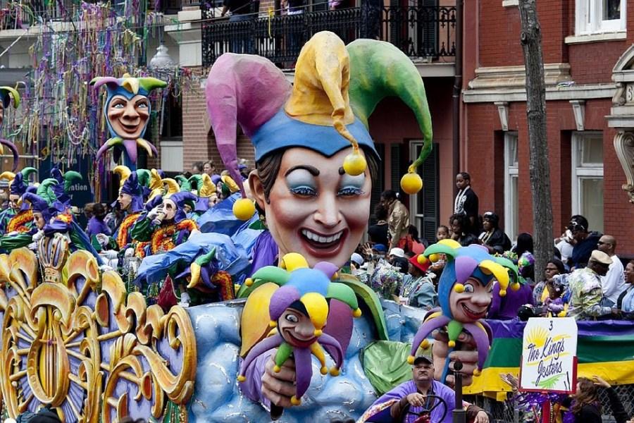 Best Festivals Around the World; Mardi Gras new orleans