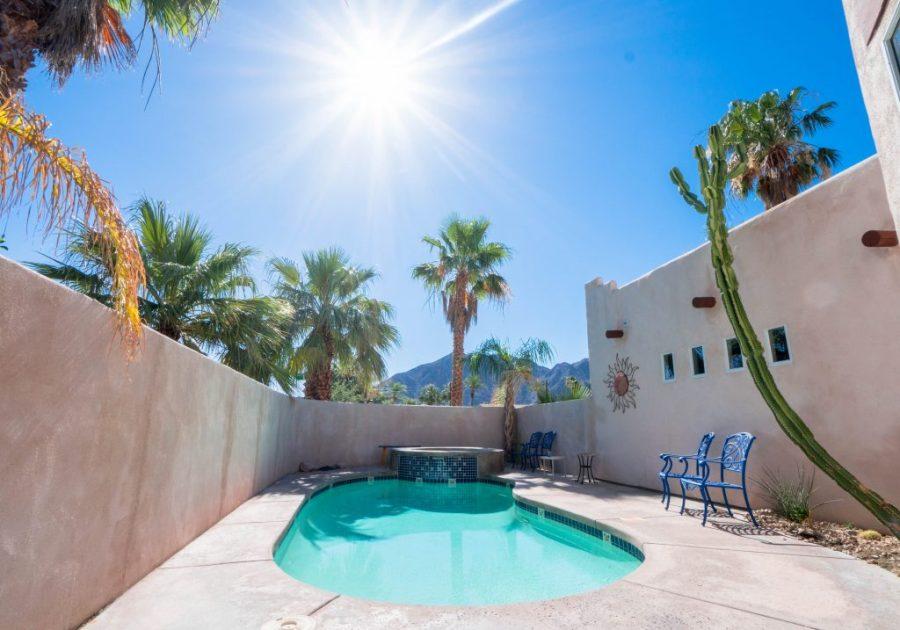 Vacasa Rentals; exterior pool