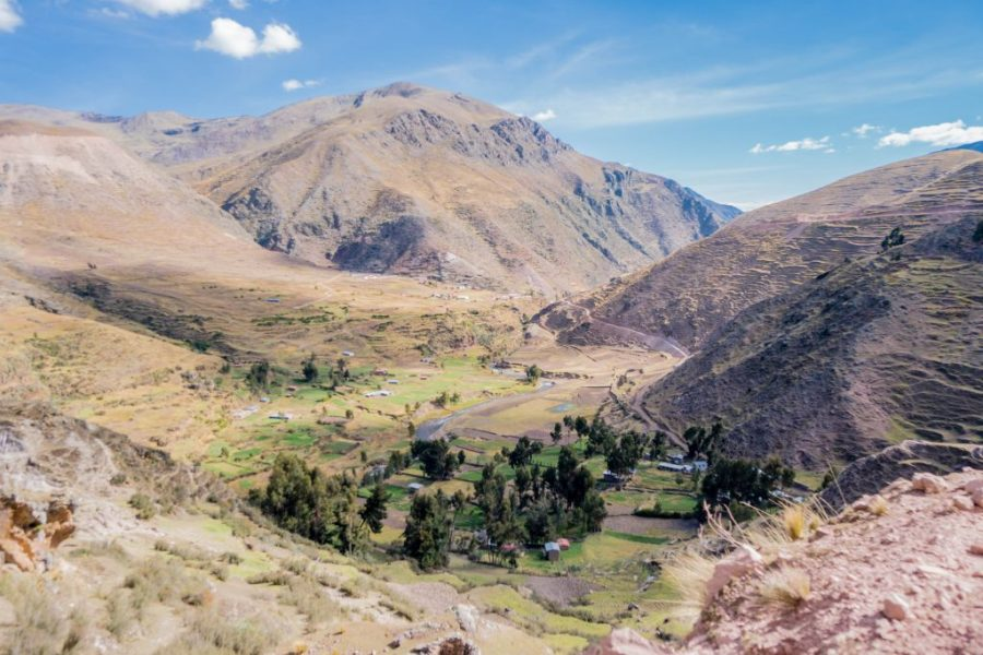 visit Rainbow Mountain; Sacred Valley Cusco