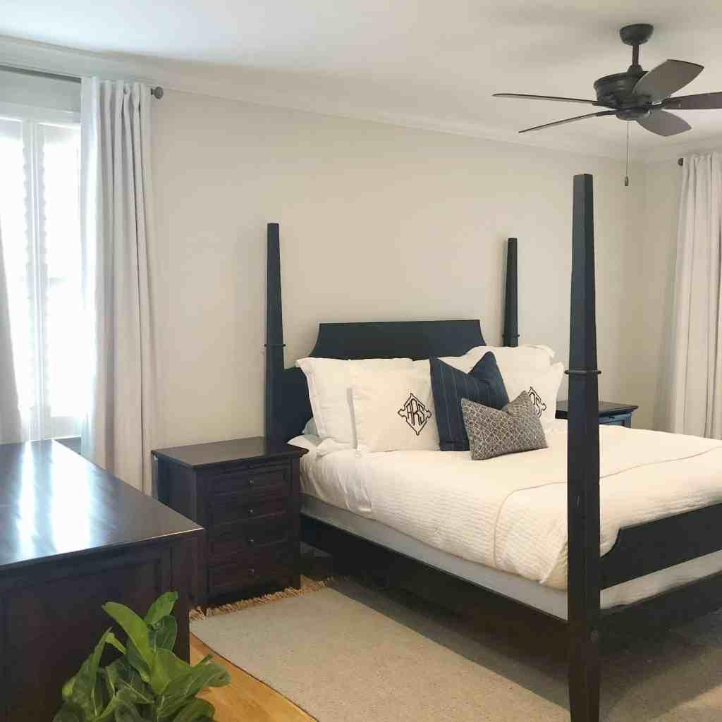 Master Bedroom Inspiration - The Coastal Oak