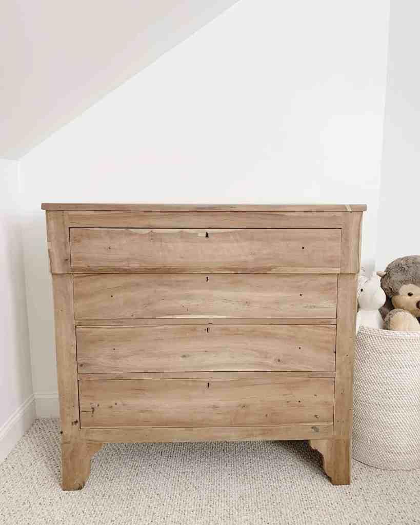 1800's Dresser Reveal
