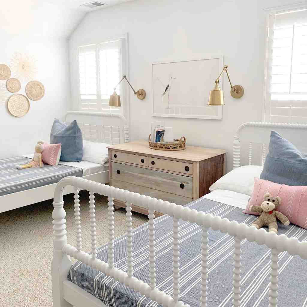 Shared Room Reveal