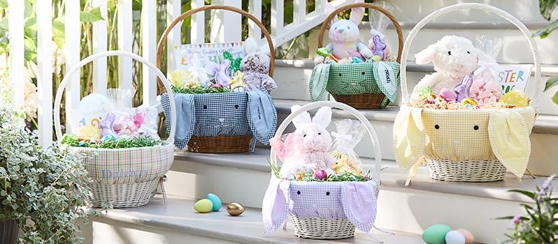 Pottery Barn Kids Easter Baskets