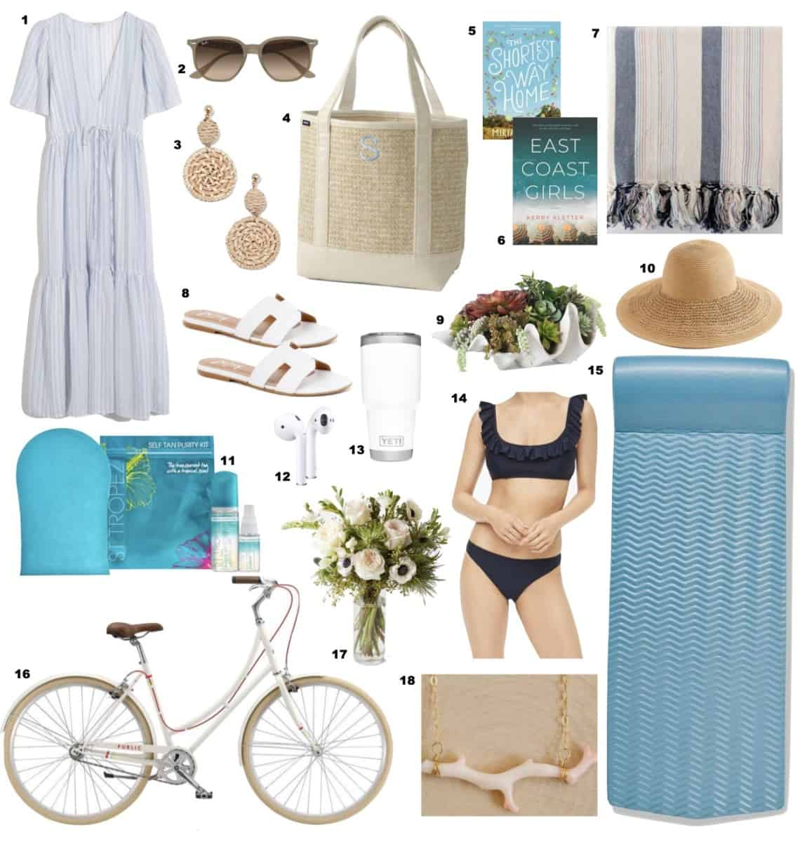 Mother's Day Gift Ideas for the Sun Lover