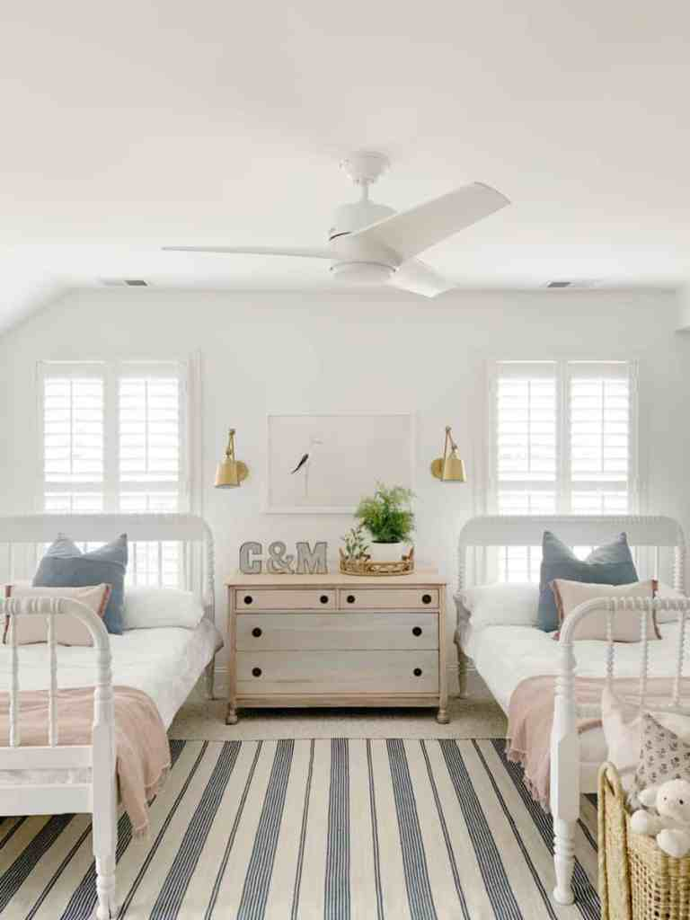 Spring Refresh with Hunter Fan Company