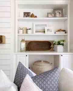 The Coastal Oak - Living Room Decor
