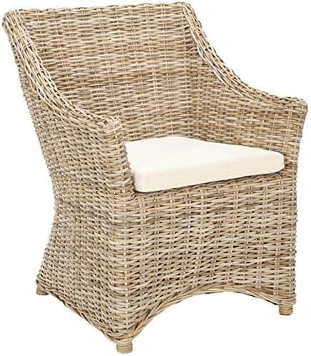 Rattan chair from Amazon.