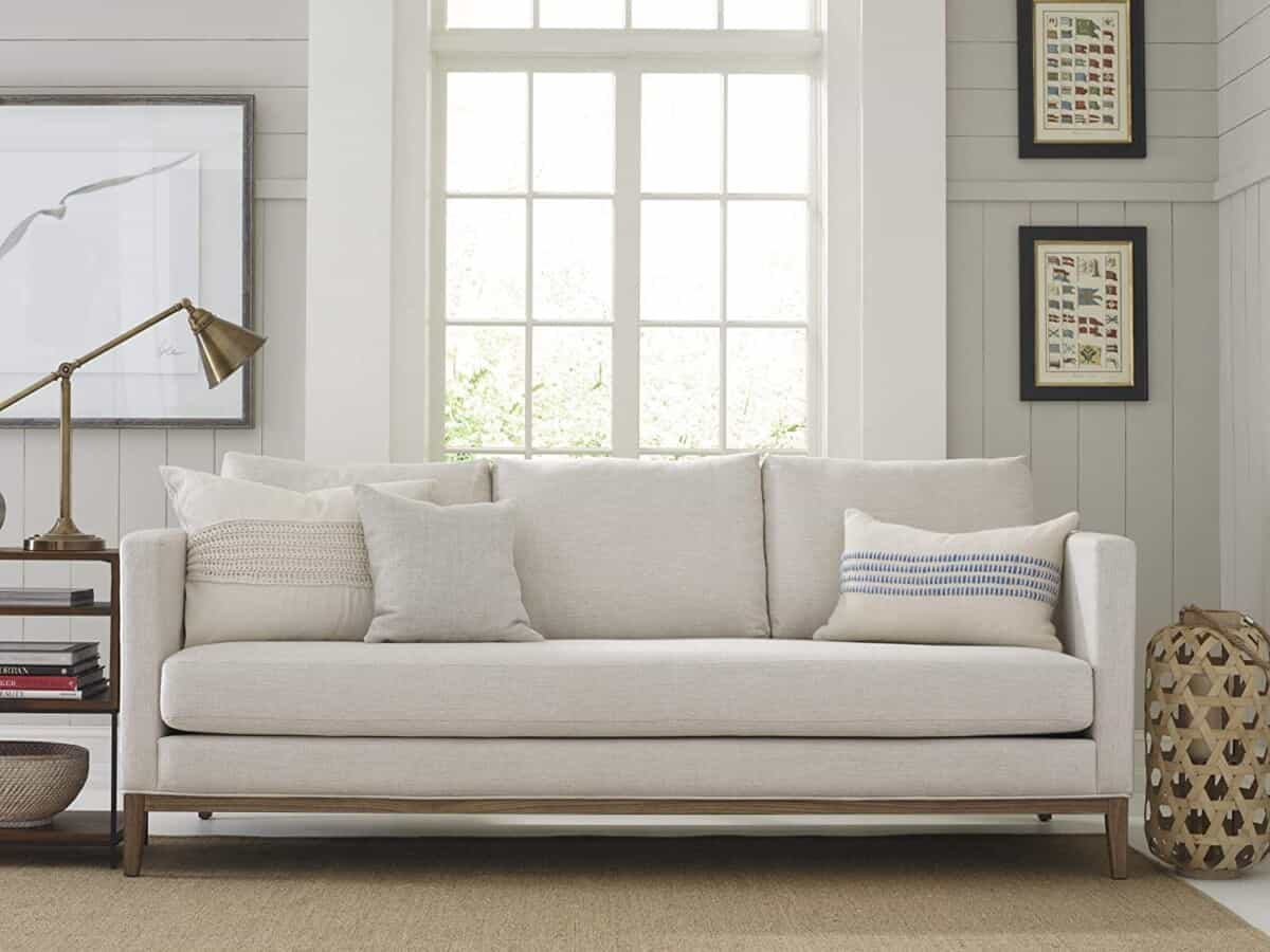 Neutral sofa from Amazon