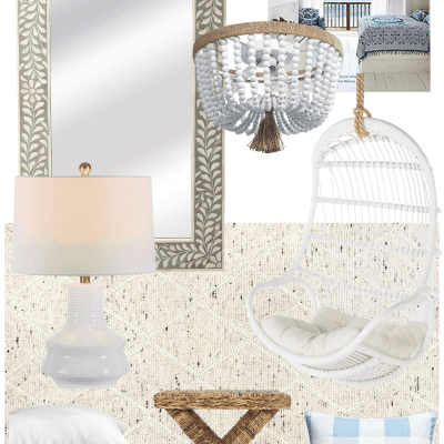 The Monday Round-up with Coastal Home Decor Inspiration