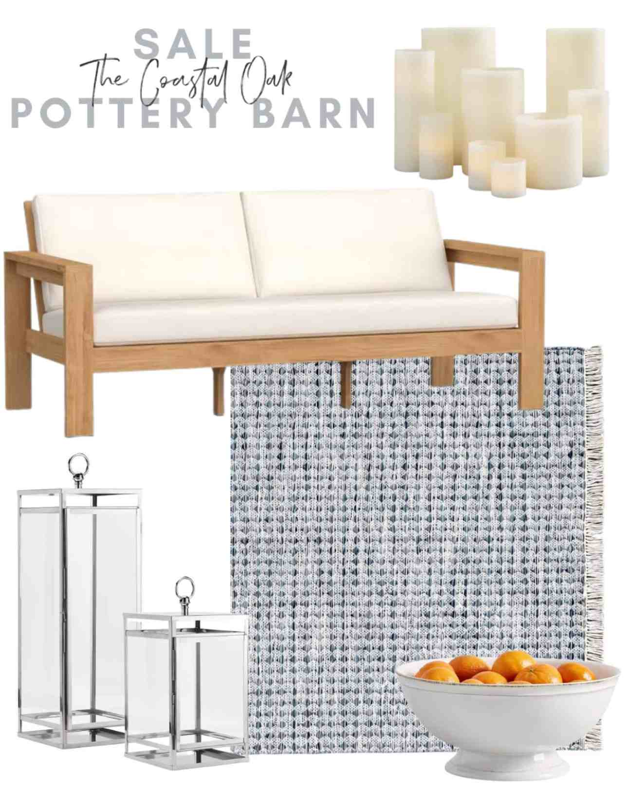 Pottery Barn Home Decor Sale