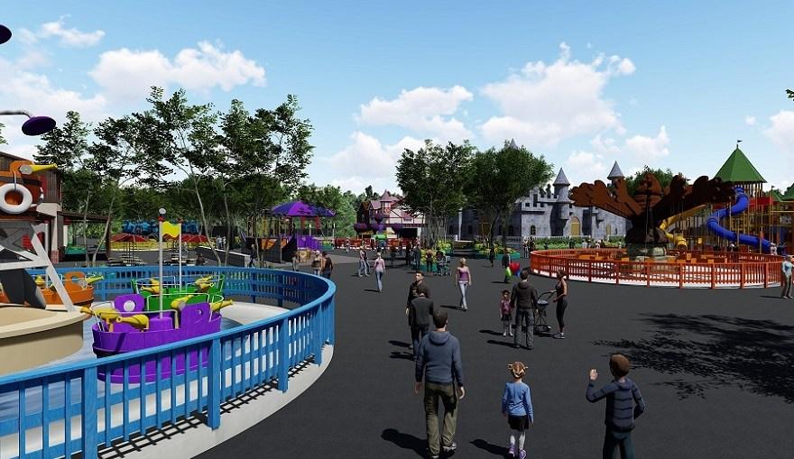 Six Flags Mexico Estrenara 2 Nuevas Areas De Ninos En 2019 Tcz