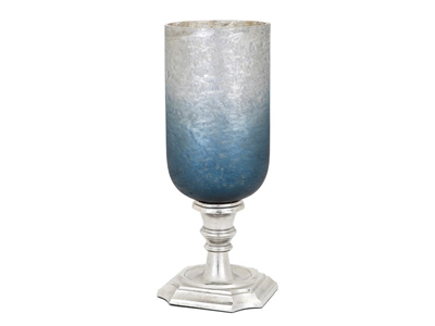large hurricane lamp