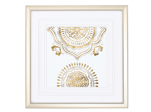 framed prints of mandala