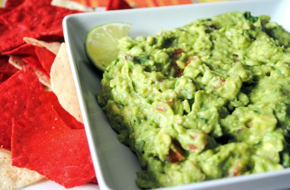 Glorious Guacamole – homemade guacamole recipe