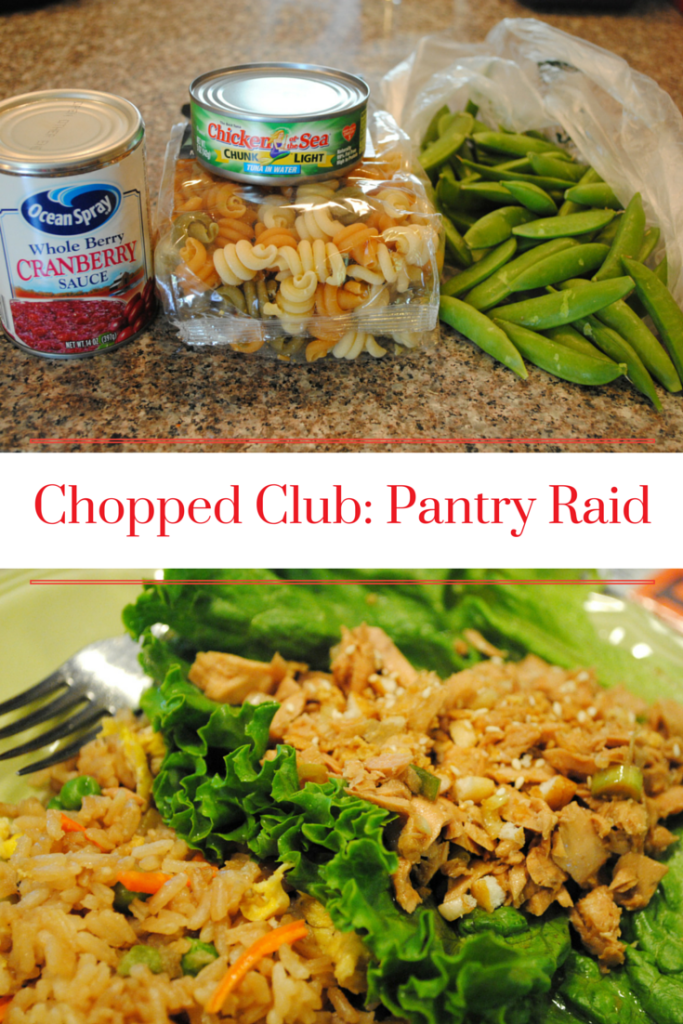 Chopped Club: Pantry Raid