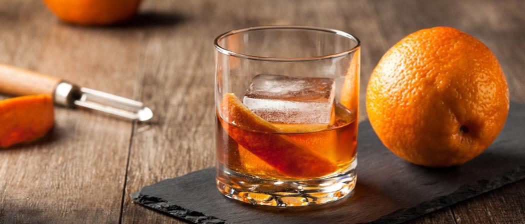 Barrel Aged Old Fashioned Recipe
