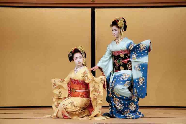 A Sampling of Entertainment – Gion Corner, Kyoto, Japan