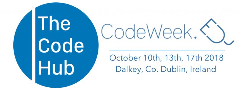 EU Code Week and The Code Hub