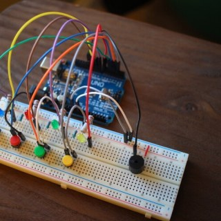 Creation Crate Month 2: An Arduino Powered Memory Game
