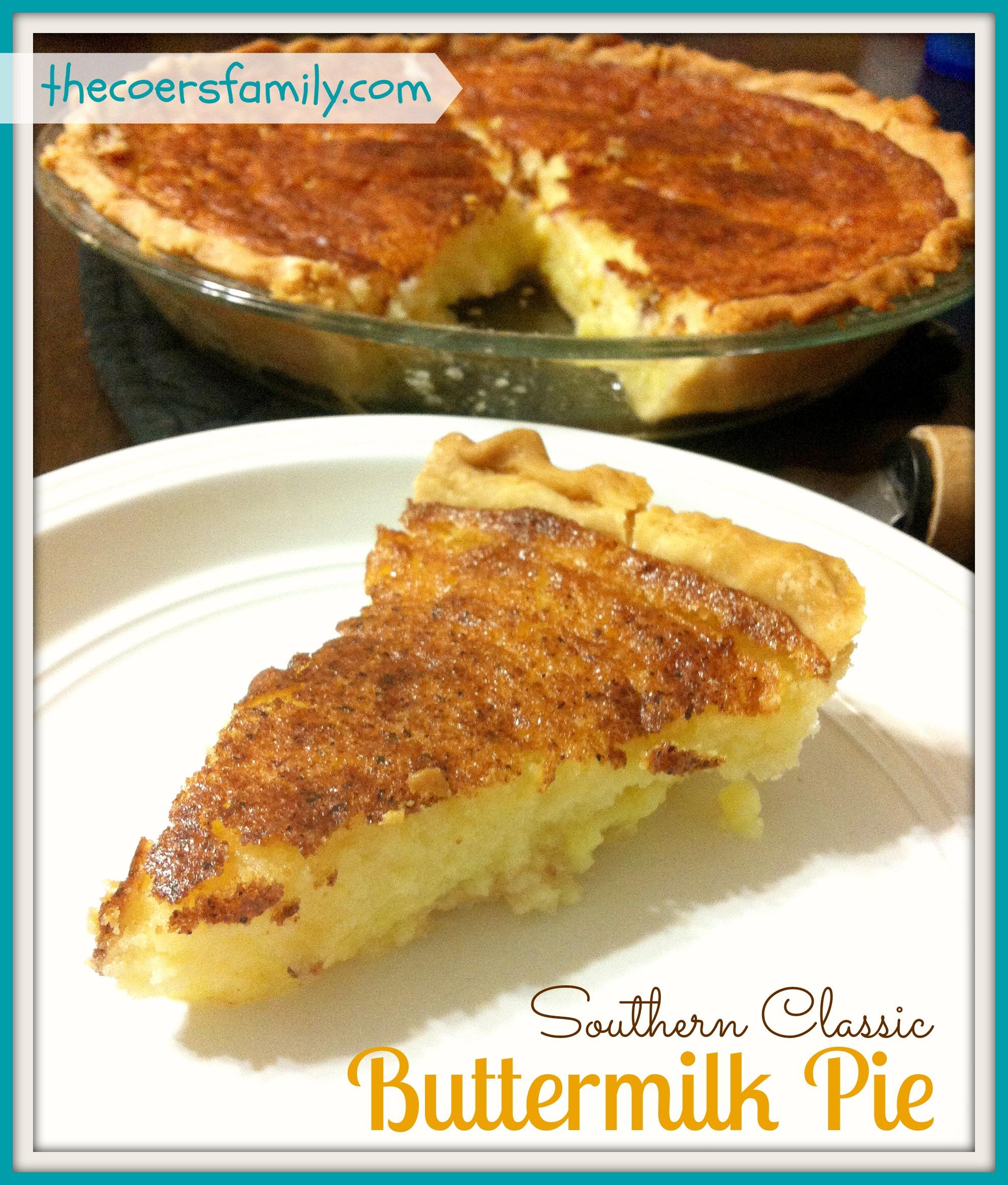 Chess Pie Cake Recipe