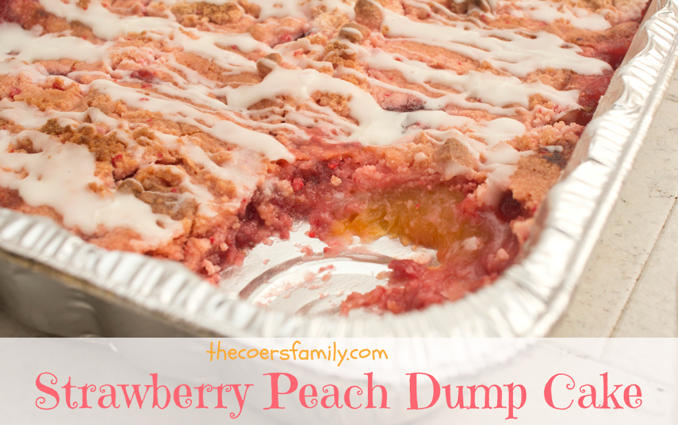 Strawberry Cobbler Recipe With Cake Mix