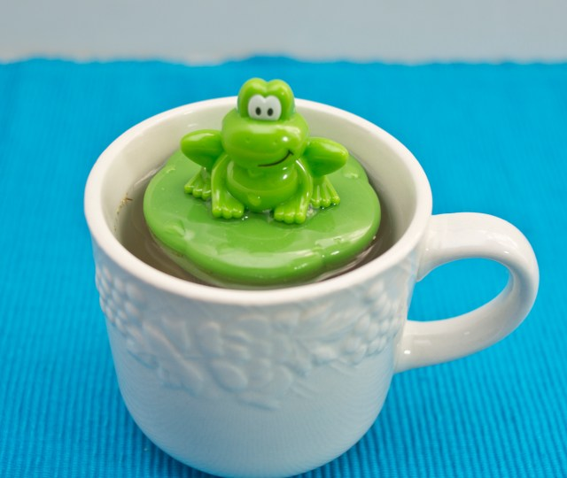 Ribbit Floating Tea Infuser from The Tea Company