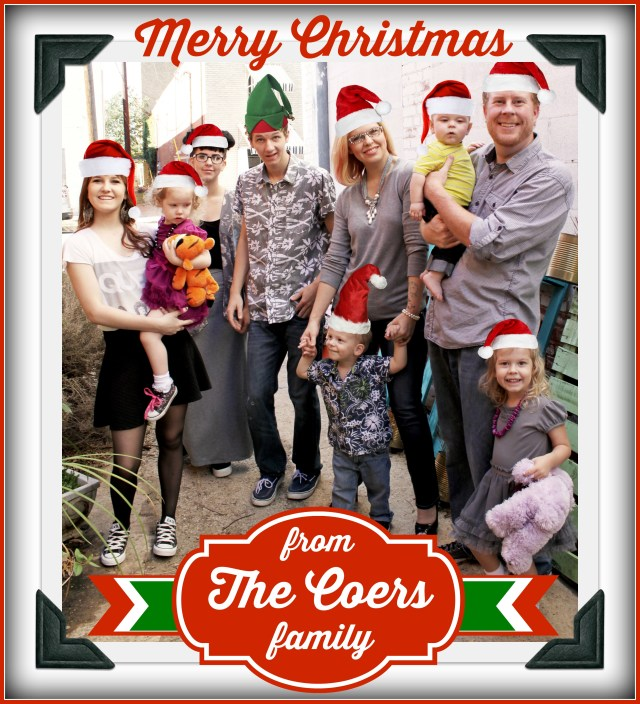 The Coers Family