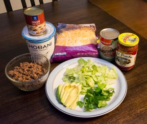 toppings for low carb mexican pizza